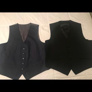 Other - Two men's suit vests
